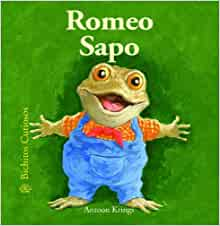 Bichitos Curiosos: Romeo Sapo: Antoon Krings: 9788498017649: Amazon