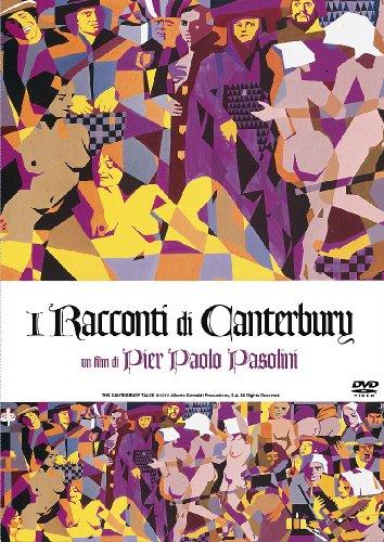 カンタベリー物語 I RACCONTI DI CANTERBURY [DVD]