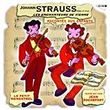 """Afficher """"Strauss racontés aux enfants (Les)"""""""