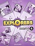 Explorers 4: Activity Book