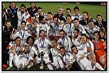 Shopolica Real Madrid FC Poster (Real-madrid-fc-poster-1500)
