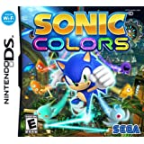 Sonic Colors - Nintendo DS