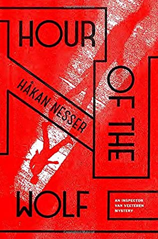 book cover of Hour of the Wolf