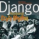 Django Reinhardt Crazy Rhythm (Jazz manouche 1936-1937)