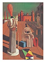 Artopweb Panel Decorativo De Chirico le Muse Inquietanti