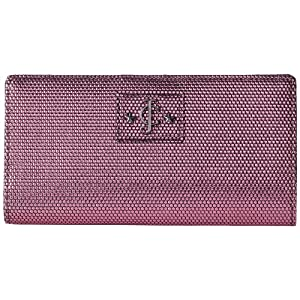 Juicy Couture Star Continental Wallet,Pink,One Size