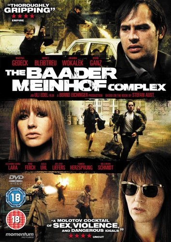 The Baader Meinhof Complex [DVD]