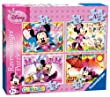 Ravensburger Disney Minnie Mouse Puzzles (Pack of 4)