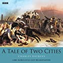 A Tale of Two Cities (Dramatised) Audiobook by Charles Dickens, Mike Walker (dramatisation) Narrated by Robert Lindsay, Alison Steadman, Jonathan Coy, Andrew Scott, Paul Ready, Karl Johnson