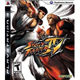 Street Fighter IV - Playstation 3 ~ Capcom