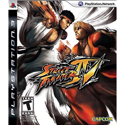 stiv street fighter iv sf4 ps3
