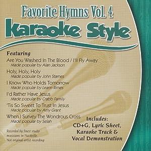 Daywind Karaoke Style: Favorite Hymns, Vol. 4