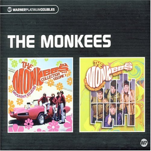 MONKEES - Platinum Collection: Daydream Believer V.1/Platinum Collection V.2 - Zortam Music