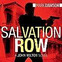 Salvation Row: John Milton, Book 6 (       UNABRIDGED) by Mark Dawson Narrated by David Thorpe