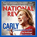 National Review, August 10, 2015 (       UNABRIDGED) by National Review Narrated by Mark Ashby