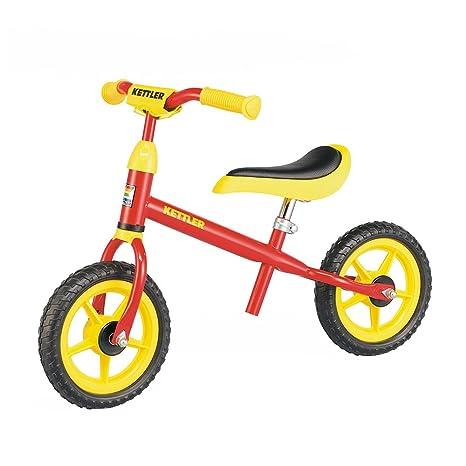 Kettler - 8715-600 - Vélo et Véhicule pour Enfant - Draisiennes - Speedy 10 inches - Rouge