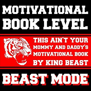 Motivational Book Level Beast Mode Audiobook