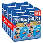 Huggies Pull-Ups Night-Time for Boys,...