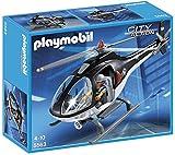 Playmobil Policía - Helicóptero unidad especial (5563)