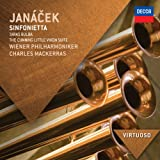 Janá?ek: Sinfonietta; Taras Bulba; The Cunning Little Vixen Suite