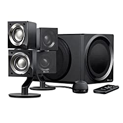 Creative ZiiSound T6 Wireless Surround Sound Speaker System