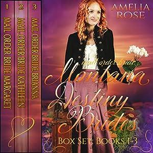 Montana Destiny Brides Box Set Audiobook