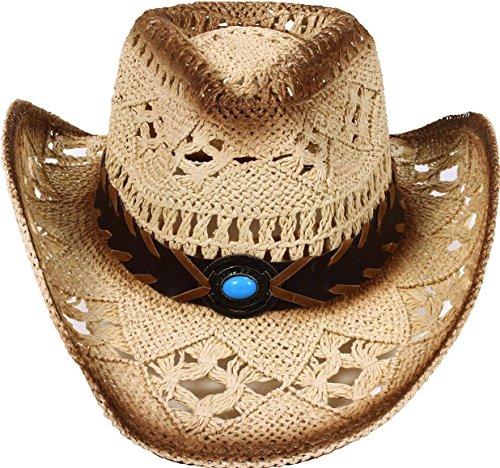 Women's Western Cowboy Hat