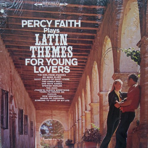 Percy Faith Plays Latin Themes for Young Lovers