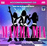 echange, troc Various Artists - Karaoke: Mamma Mia Accompaniment