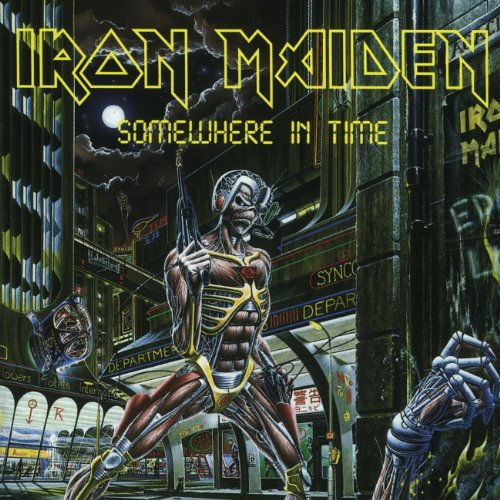 Somewhere-in-Time-Picture-Disc-VINYL-Iron-Maiden-Vinyl