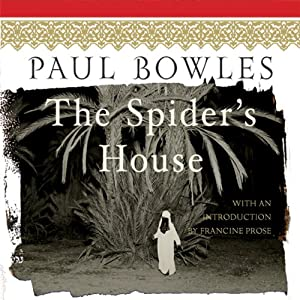 The Spider's House Audiobook