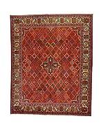 Eden Carpets Alfombra Meymeh Rojo/Multicolor 264 x 215 cm