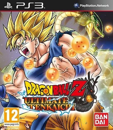Namco Bandai Games Dragon Ball Z Ultimate Tenkaichi, PS3, ENG
