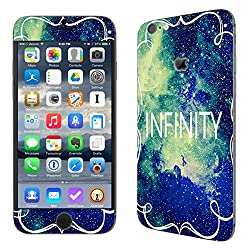 Theskinmantra Infinity SKIN/STICKER for Apple Iphone 6