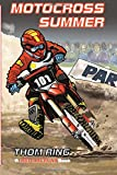 img - for Motocross Summer (The Red Racecar Books) book / textbook / text book