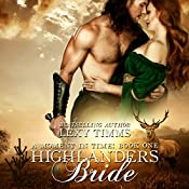 Highlander's Bride: A Moment in Time, Book 1 | Lexy Timms
