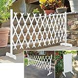 Plastic FreeStanding Indoor Outdoor Fence