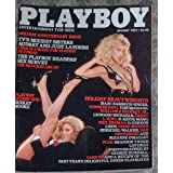 Playboy Magazine January 1983 ~ Playboy