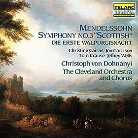 Die erste Walpurgisnacht: Overture: Das schlechte Wetter - Allegro con fuoco / Der Uebergang zum Fruhling - Allegro vivace non troppo
