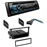 DEH-S4100BT in-Dash Car Stereo Receiver with iPhone/Android Compatibility and Bluetooth Metra 99-7313 Hyundai/Kia 2001-08 Installation Dash Kit for Single DIN/ISO Radios