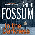 In the Darkness (       UNABRIDGED) by Karin Fossum Narrated by David Rintoul
