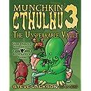 Munchkin Cthulhu 3 Unspeaka Vault (Rev.)