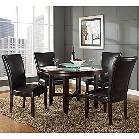 Hartford Round Dining Room Set w/ 52 inch Table