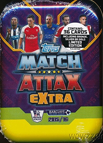 2015-2016-topps-match-attax-extra-premier-league-soccer-factory-sealed-collectors-mega-tin-with-excl