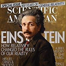 Scientific American, September 2015  by Scientific American Narrated by Mark Moran