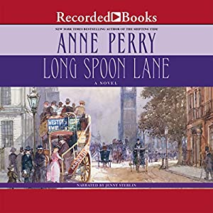 Long Spoon Lane Audiobook
