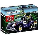 Playmobil - 4878 - Jeu de construction - 4x4 du Robo-Gang