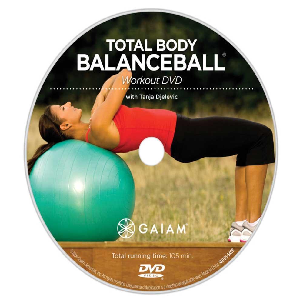 Balance Ball Dvd