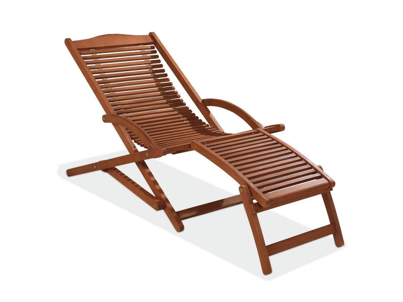 Gartenliege Sonnenliege Holz Copa online kaufen
