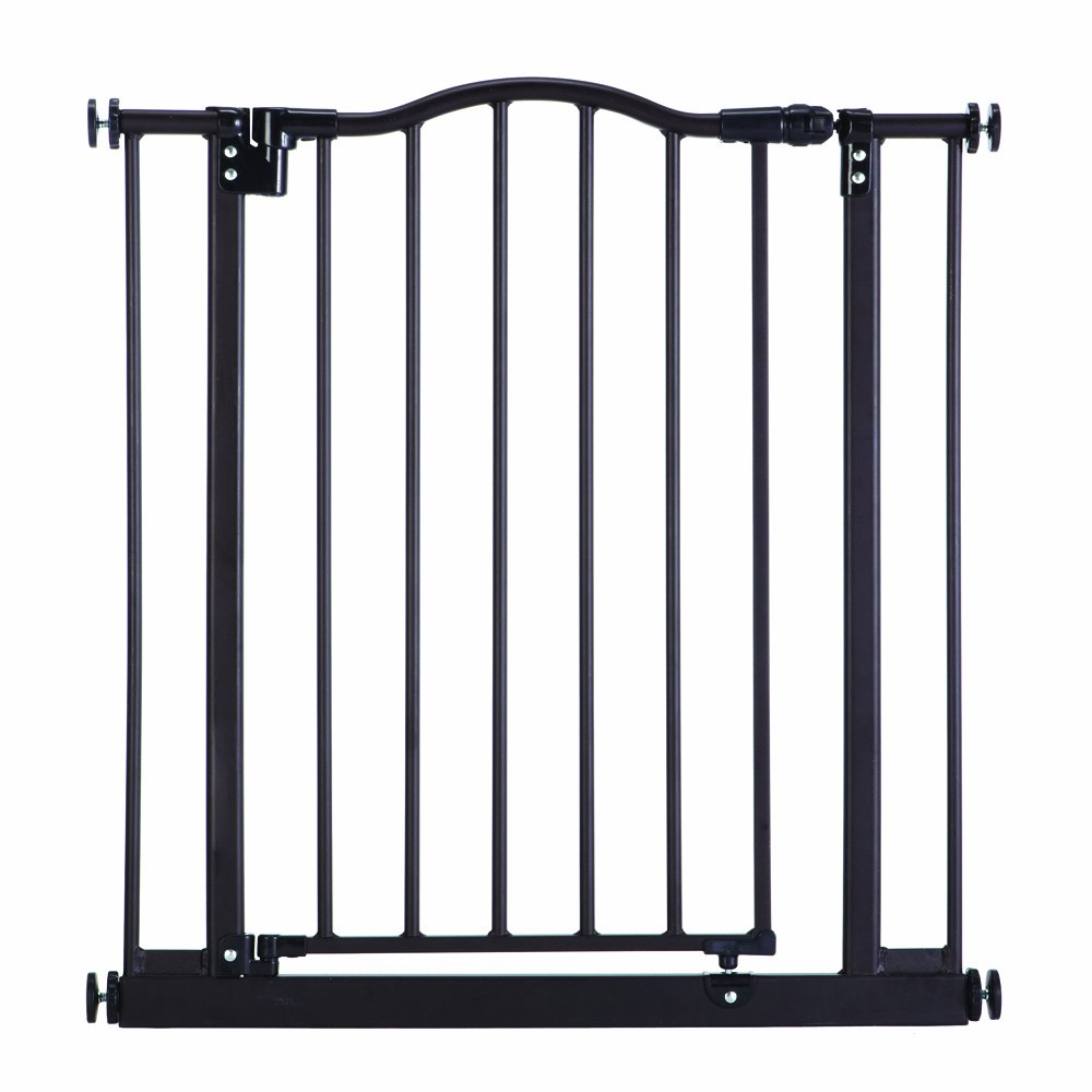 Pet Baby Gate Swing Both Way Auto Close Sturdy Easy